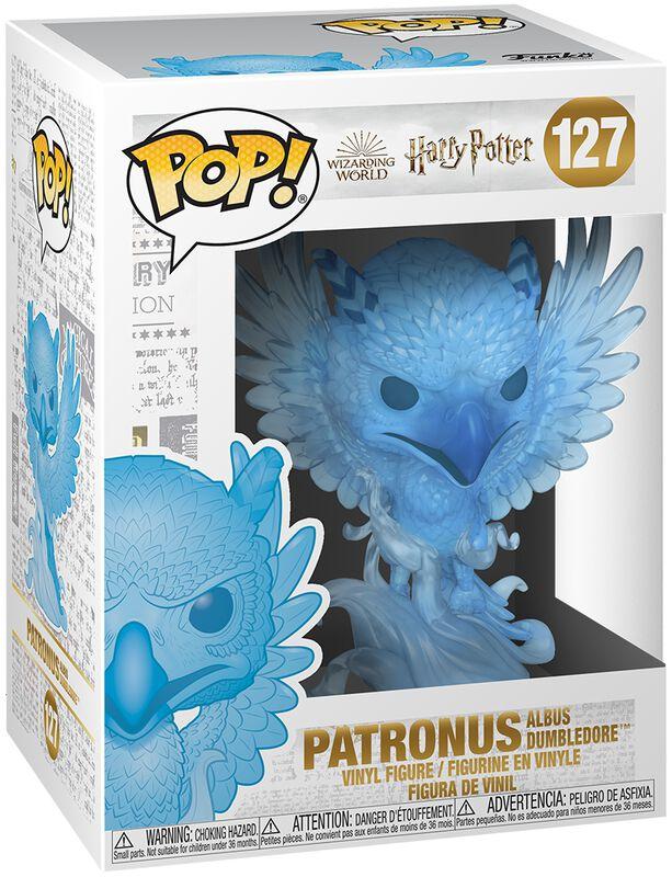 Figura Vinilo Patronus Albus Dumbledore 127