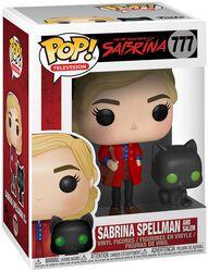 Figura Vinilo Sabrina Spellman and Salem 777