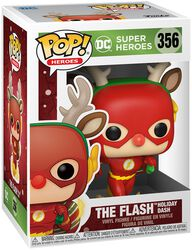 Figura vinilo The Flash Holiday Dash (Holiday) 356