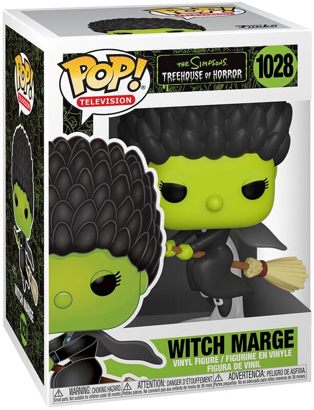 Figura vinilo Witch Marge 1028