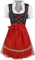 Vestido Alemán Tradicional Mascha
