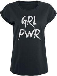 Ladies GRL PWR Tee