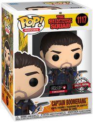 Figura vinilo Captain Boomerang 1117