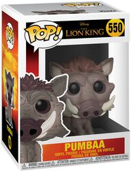 Figura Vinilo Pumbaa 550