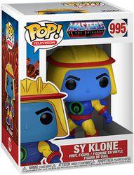 Figura vinilo Sy Klone 995