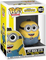 2 - Figura Vinilo Pet Rock Otto 903