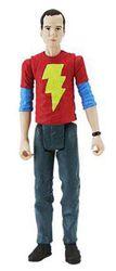 Sheldon with Shazam Shirt
