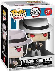 Figura Vinilo Muzan Kibutsuji 871