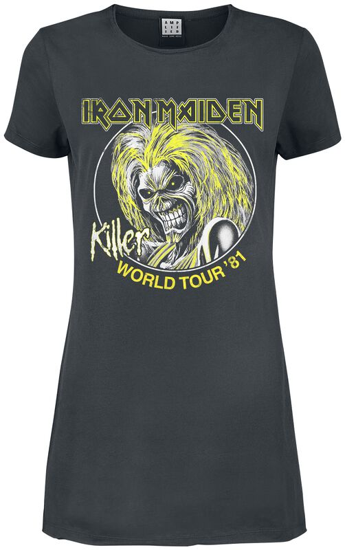 Amplified Collection - Killer World Tour 81'