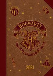 2021 A5 Diario - Hogwarts