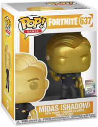 Figura vinilo Midas (Shadow) (Metallic) 637