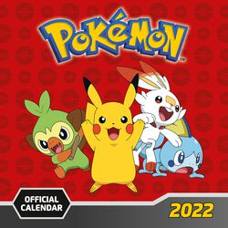 Calendario pared 2022