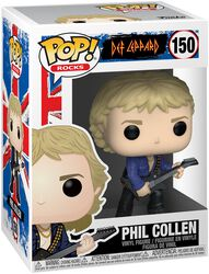 Phil Collen Rocks Vinyl Figur 150