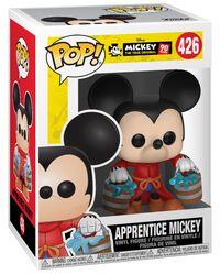 Figura Vinilo Mickey's 90th Anniversary - Apprentice Mickey 426