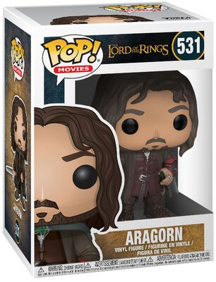 Figura Vinilo Aragorn 531