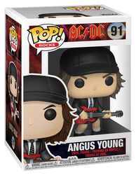 Angus Young Rocks (posible Chase) Viinyl Figure
