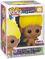 Figura Vinilo Yellow Troll 05