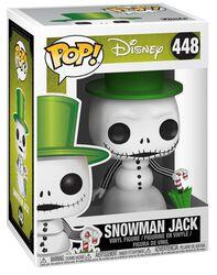 Figura Vinilo Snowman Jack 448