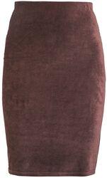 R.E.D. Corduroy Skirt
