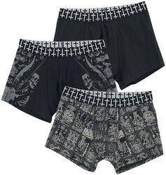 Boxer Shorts Three Pack
