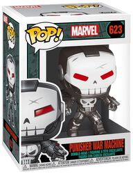 Figura vinilo Punisher War Machine 623