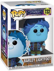 Figura Vinilo Barley Lightfoot 722