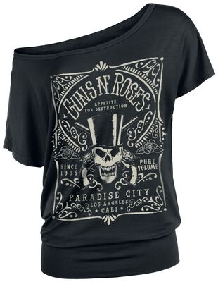 Paradise City Label