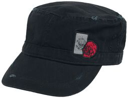 Black Army Cap