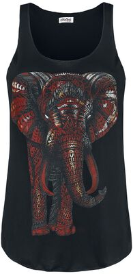 Top Tribal Elephant