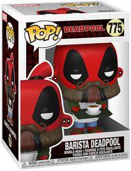 Figura vinilo 30th Anniversary - Barista Deadpool 775