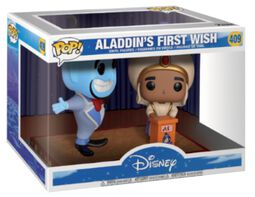 Figura Vinilo Aladdin's First Wish (Movie Moments) 409