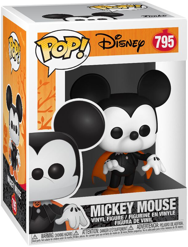 Figura vinilo Mickey Mouse (Halloween) 795