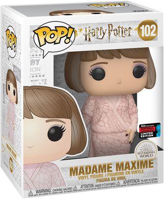 Figura Vinilo NYCC 2019 - Madame Maxime (Oversize) 102