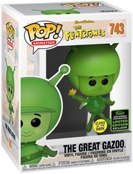 The Flintstones Figura vinilo ECCC 2020 - The Great Gazoo (Funko Shop Europe) 743