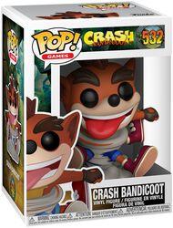Figura Vinilo Crash Bandicoot 532