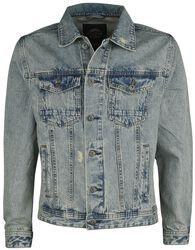 Blue Legacy Slim Fit Denim Jacket