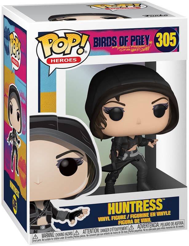 Figura Vinilo Huntress 305