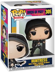 Figura Vinilo Huntress 305