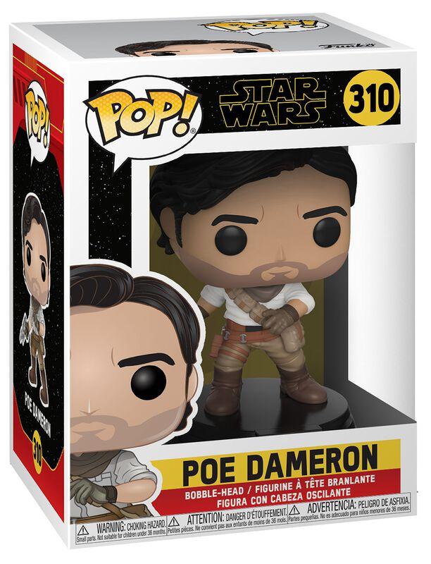 Figura Vinilo Episode 9 - The Rise of Skywalker - Poe Dameron 310