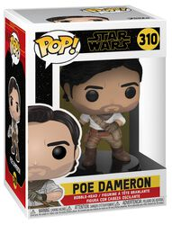 Figura Vinilo Episode 9 - The Rise of Skywalker - Poe Dameron 310
