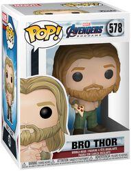 Figura Vinilo Endgame - Bro Thor 578