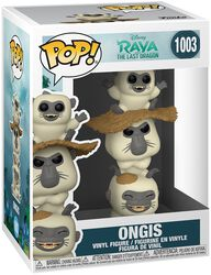 Figura vinilo Ongis 1003