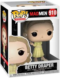 Mad Men Figura Vinilo Betty Draper 910