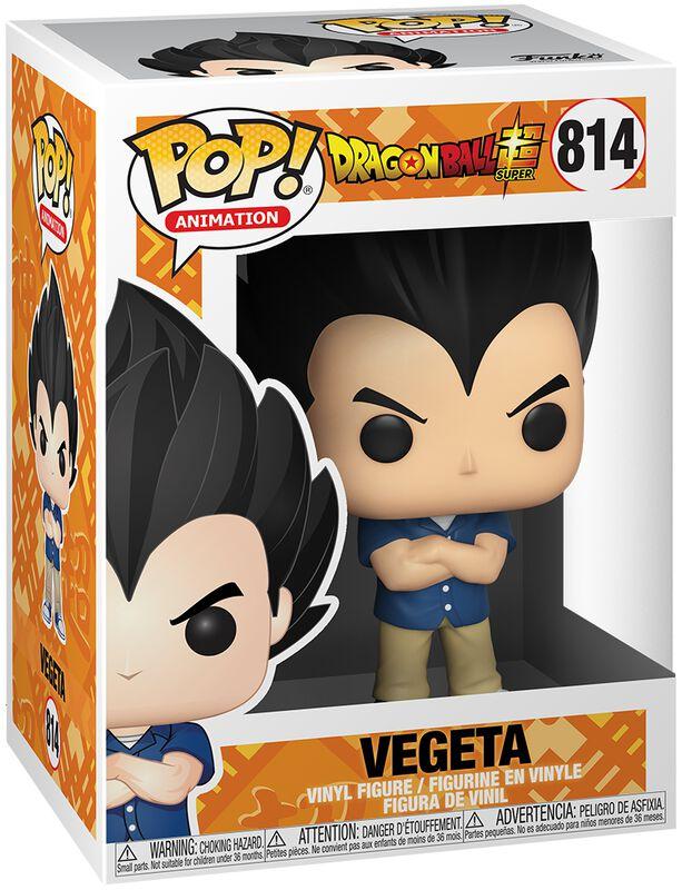 Figura vinilo Super - Vegeta 814
