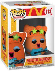 Mc Donalds Rockstar McNugget Vinyl Figure 113