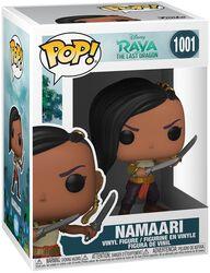 Figura vinilo Namaari 1001