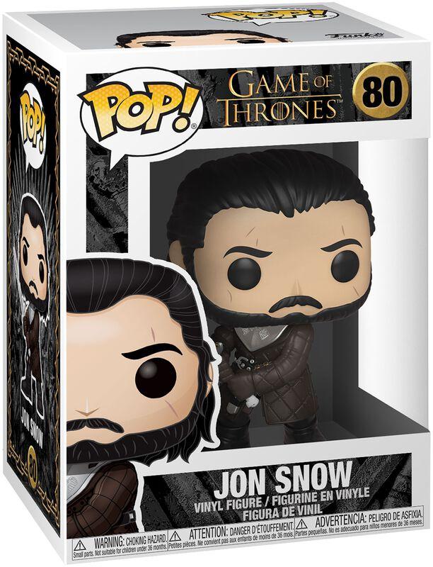 Figura Vinilo Jon Snow with Sword - 80