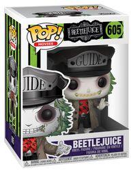 Figura Vinilo Beetlejuice Guide Hat 605