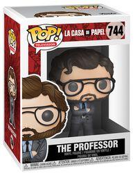 Figura Vinilo The Professor 744