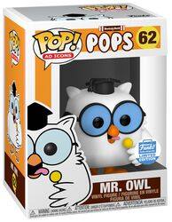 Figura Vinilo Ad Icons: TootsieRoll Pops - Mr. Owl (Funko Shop Europe) 62